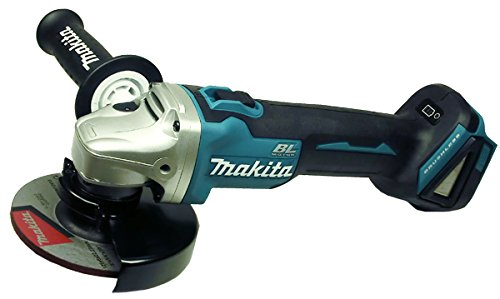 Preisvergleich Produktbild Makita DGA 506 Akku-Winkelschleifer 18 V ---Solo--- ohne Akku und Ladegerät