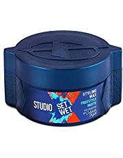 Set Wet Studio X Hair Styling Wax For Men - Freestyle Matte 70 gm