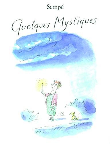 Quelques mystiques par Sempé