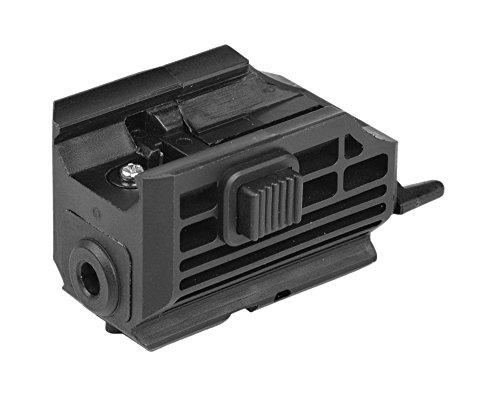 ASG 17184 Laser Mixte Adulte, Noir