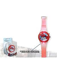 Kids licensing–mv92356–Spiderman–Reloj digitale LED