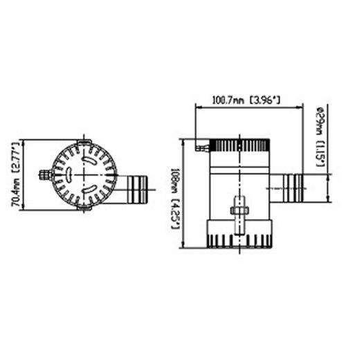 Zoom IMG-1 pompa autoclave elettropompa per acqua