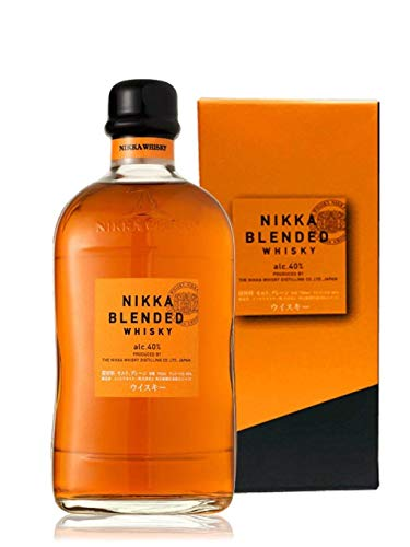 Whisky Japonés Nikka Blended Botella 70 Cl