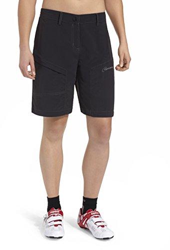 Gonso Damen Bike Shorts Adira, Black, 38, 45201