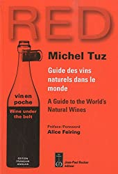 RED : Guide des vins naturels dans le monde, édition bilingue français-anglais