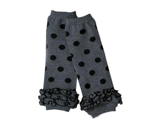 BONAMART Baby Kleinkind Mädchen Jungen Kinder Socken Cotton Leggings Legs Wärmer Beinstulpen Babysocken Footless Kniestrumpf Karikatur strickmuster Baumwolle -