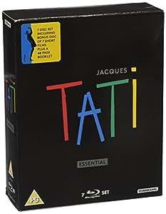 Tati Collection [Blu-ray]
