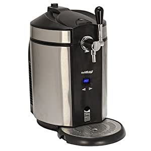 Koldfront Kbc51ss Deluxe Stainless Steel Kegerator And