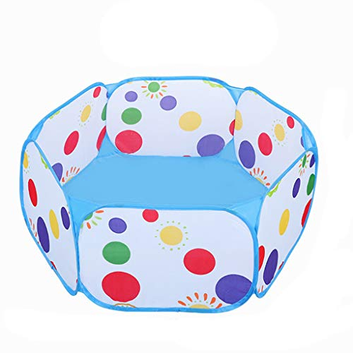 TianranRT Kinder Ball Pit Laufgitter Reißverschluss Lagerung Tasche Indoor Baby Laufgitter Kleinkind Ball Pits