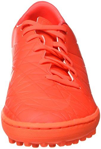 Nike Hypervenom Phelon II TF, Herren Fußballschuhe Orange (Bright Crimson Rot/Hyper Orange)