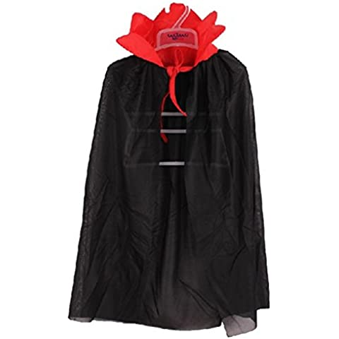 SLG Halloween Mantello/Nero Vampire mantello/Mantello per