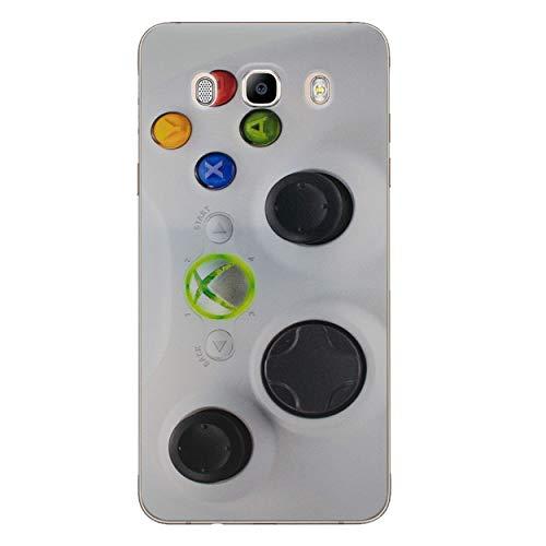 Konsolensteuerung Telefon Hülle/Case für Samsung Galaxy J5 2016 / Silikon Weiches Gel/TPU / iCHOOSE/Xbox 360 - Xbox 360 Skorpion-controller