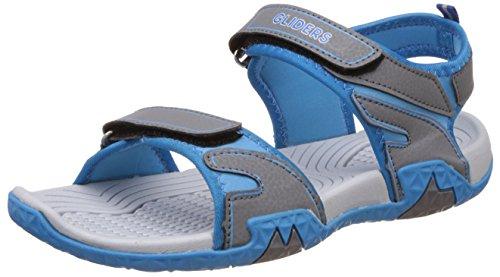 Gliders (From Liberty) Women's Blue Fashion Sandals - 6 UK/India (39 EU)