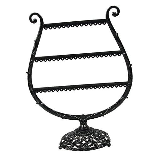 Homyl 1 Stück Schmuck Display Rack Schmuck Veranstalter Bett Kleiderbügel -