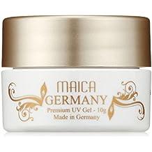 Maica Alemania UV de Gel Star Burdeos, 1er Pack (1x 10g)