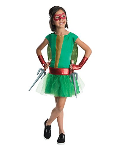 Teenage Mutant Ninja Turtles Kinder Mädchen Tutu Raphael