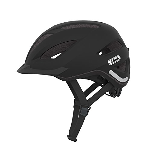 Fahrradhelm ABUS Pedelec, Velvet/Black, 56-62cm