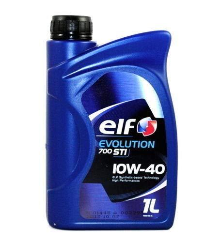 ELF COMPETITION STI OLIO MOTORE AUTO/FURGONI 4T. 10W40 BENZINA-DIESEL