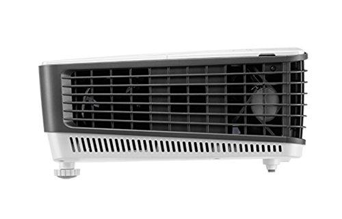 BenQ MU686 DLP WUXGA Projector - Black White