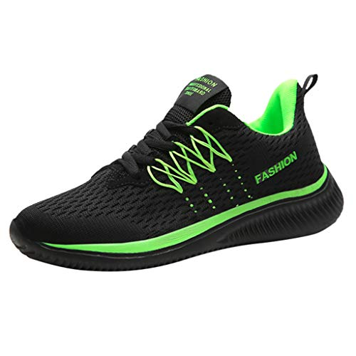 KERULA Sneakers, Casual Lightweight Comfortable Breathable Walking Sneakers Running Shoes All Star Comfy Mesh-Comfortable Work Low Top füR Damen & Herren -
