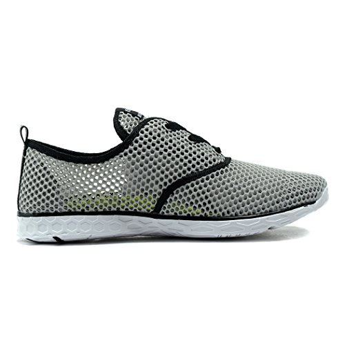 Kenswalk, Scarpe da immersione uomo Light Grey