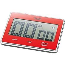 Digital Küchenwecker Kurzzeitmesser Küchen Timer mit Ständer Clip Magnet Eieruhr