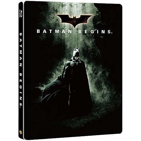 Batman Begins Steelbook (Rare Japanese Import)./ Region Free