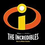 The Incredibles Original Soundtrack