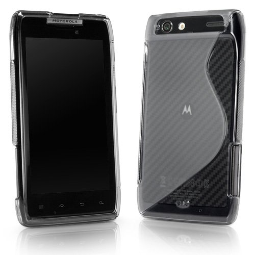BoxWave Motorola Droid RAZR DuoSuit-schmalem Ultra langlebig TPU Fall mit stylischen
