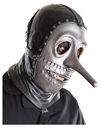 Slipknot Maske Chris Fehn als Merchandise & Horrormaske