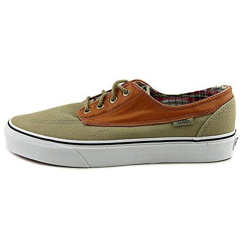 Vans  U BRIGATA, Sneakers Basses adulte mixte - (c l) coriander