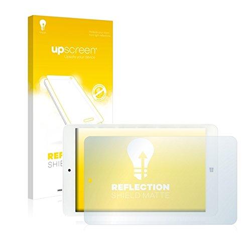 upscreen Reflection Shield Matte Bildschirmschutz Schutzfolie für i.onik TW 8 (matt - entspiegelt, hoher Kratzschutz)