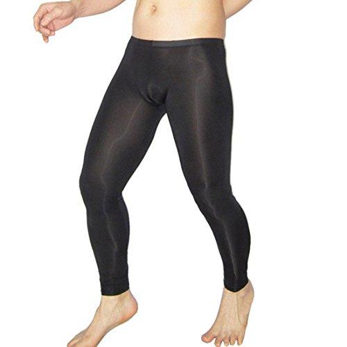 Preisvergleich Produktbild iEFiEL Herren Mesh Strumpfhose Leggings Hose Tights Männer Sexy Lang Unterwäsche