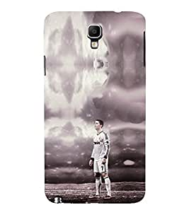 Ebby Designer Printed 3D High Quality Mobile Back Case Cover For Samsung Note 3 Neo (Premium Matte Finishing Back Case )