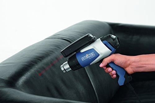 Steinel Temperatur-Messgerät HL Scan, Sensor-Temperaturscanner für Steinel Heißluftgebläse HL 2020 E und HL 1920 E, Markierung per LED-Lichtstrahl, Optische und akustische Signale, inkl. 9 V Batterien, 014919 - 3