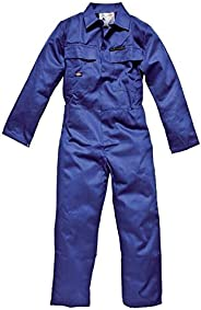 Border - Coverall Full Cotton Petrol Blue (Small)