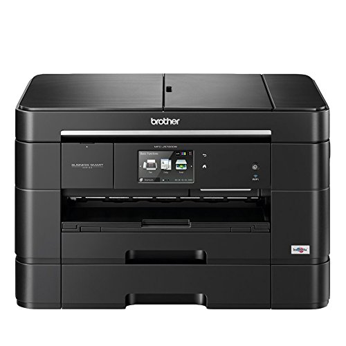 Brother MFC-J6930DW Stampante Multifunzione Inkjet a Colori, A3, con Rete Cablata, Wi-Fi e Wi-Fi Direct, USB, Stampa e Scansione Fronte-Retro, Display Touchscreeni, 22 ipm Mono / 20 ipm a Colori