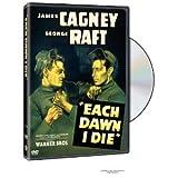 Each Dawn I Die  [DVD] [1939] [Region 2] ~ Mel Blanc, Arthur Q. Bryan, James Cagney, and George Raft (DVD - 2006)
