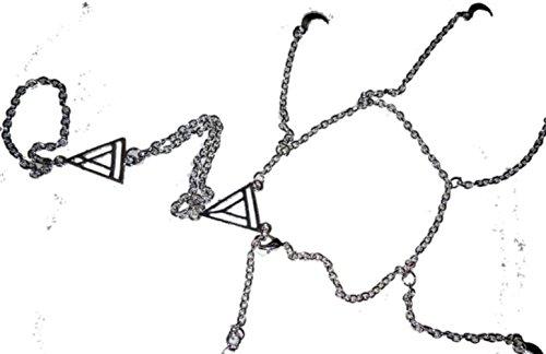 Namo Guranteed Silver Bracelet Ishqbaaz For Girls