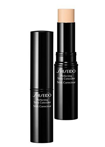 Shiseido Perfecting Stick Concealer unisex, Abdeckstift 5 g, Farbe: 22 natural light, 1er Pack (1 x 0.026 kg)