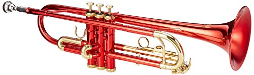 Roy Benson TR-101R Trompette Sib Rouge