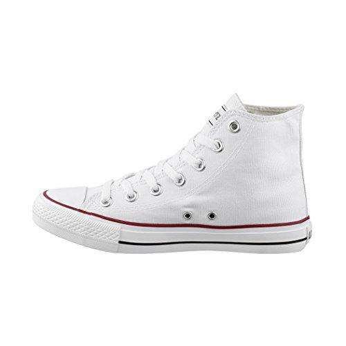 Elara Sneaker Donna Weiß London