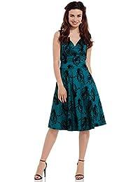Voodoo Vixen Kleid BETTY BOO DRESS 8236