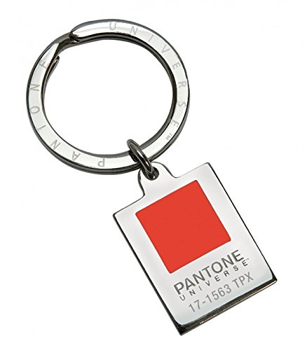 Price comparison product image Pantone keychains , Sonia Spencer, Cherry Tomato - red - Sonia Spencer