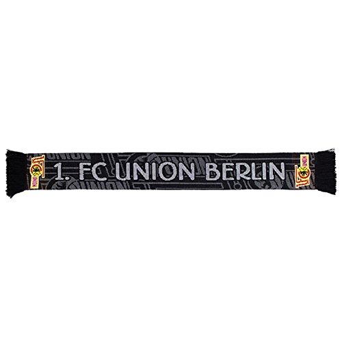 1. FC Union Berlin Union Schal Fanschal Scarf (schwarz)