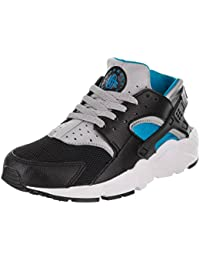 Nike Black/Photo Blue-Wlf Gry-White, Scarpe da Corsa Bambino