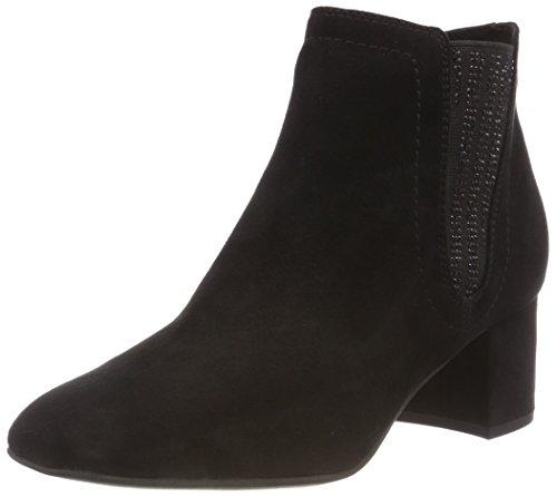 MARCO TOZZI Damen 2-2-25023-31 001 Chelsea Boots, Schwarz (Black), 39 EU