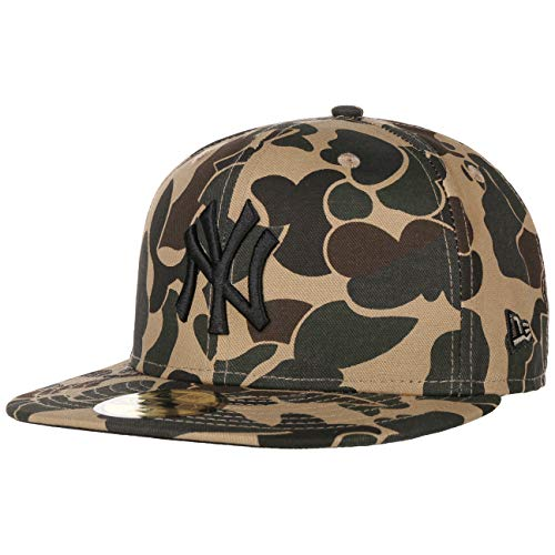 New Era New York Yankees MLB Camo Cap 59fifty 5950 Fitted Men Basecap -