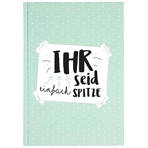 CUPCAKES & KISSES® Freundebuch zum Ausfüllen I Gästebuch für meine Freunde I Kinder & Erwachsene I Persönliche Fragen I Erinnerungsalbum Mädchen