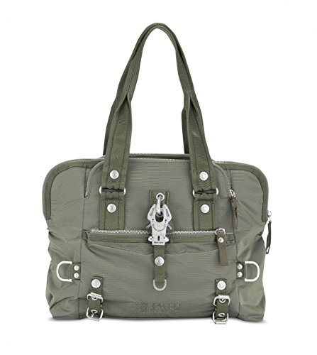 George Gina & Lucy Miss Commander Borsa a spalla 40cm Verde